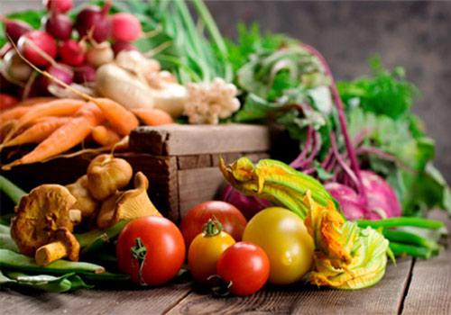 Verduras y Tubérculos