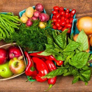 Fruta y Verdura Ecológica sólo para Huesca y Provincia