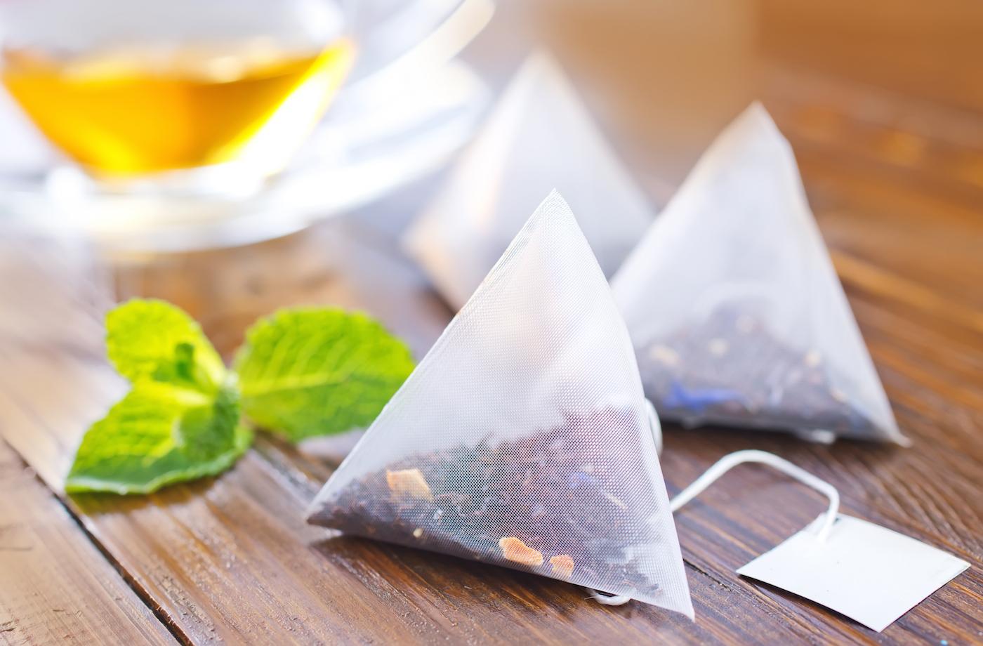 Bolsitas de infusiones y tés