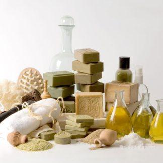 Higiene personal, Cosmética y Aromaterapia