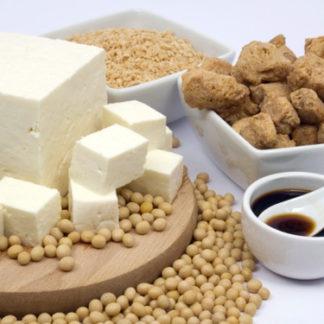 Tofu, Seitán y Tempeh
