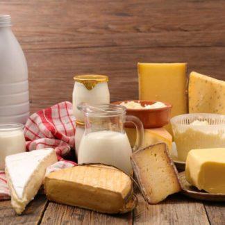Lácteos y quesos
